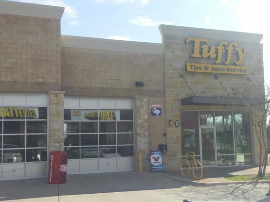 Tuffy Pflugerville