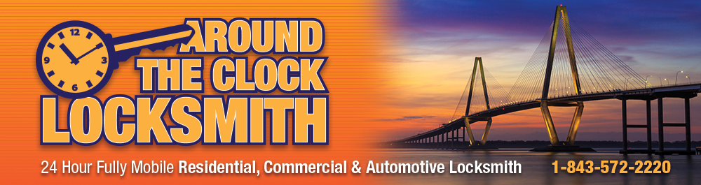 Around The Clock Locksmith: Mount Pleasant, South Carolina