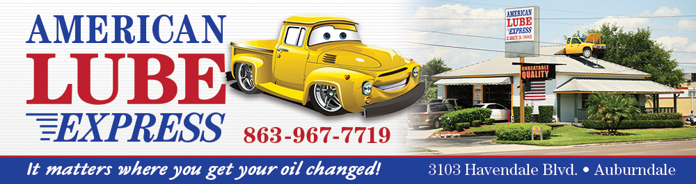 American Lube Express: Auburndale, Florida Oil Change
