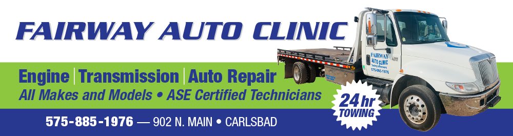 Fairway Auto Clinic: Carlsbad, New Mexico Auto Repair