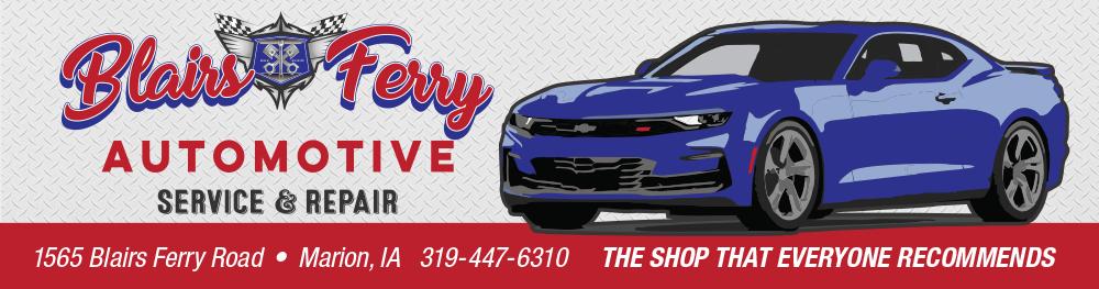 Blairs Ferry Automotive: Marion, Iowa Auto Repair