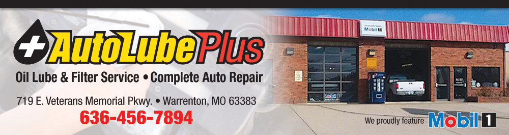 Auto Lube Plus Warrenton: Warrenton, Missouri Oil Change