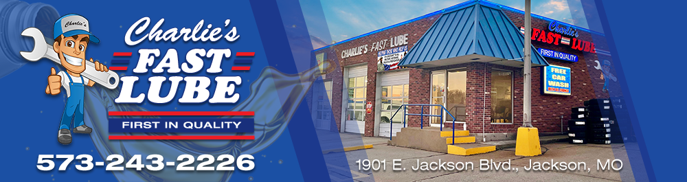Charlies Fast Lube Jackson: Jackson, Missouri Oil Change