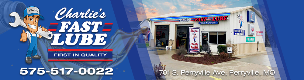 Charlies Fast Lube Perryville: Perryville, Missouri Oil Change