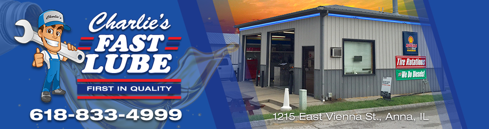 Charlies Fast Lube Anna: Anna, Illinois Oil Change