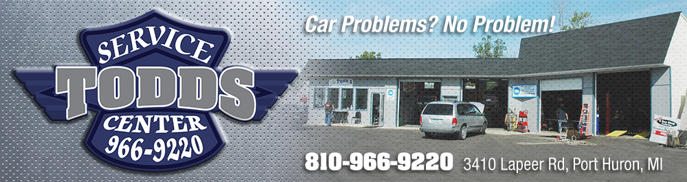 Todd's : Port Huron, Michigan Auto repair
