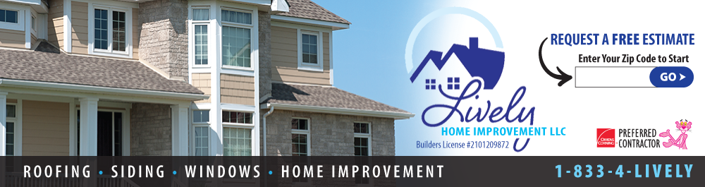 Lively Home Improvement, LLC: Trenton, Michigan Contractor