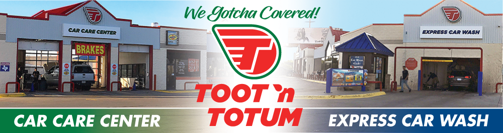 Toot N Totum Car Care & Wash Center: Amarillo, Texas Oil change