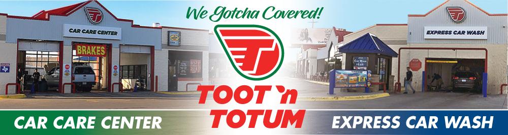 Toot N Totum Car Care & Wash Center: Amarillo, Texas Oil change