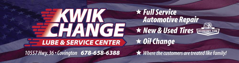 Kwik Change Lube & Service Center : Covington, Georgia Oil change