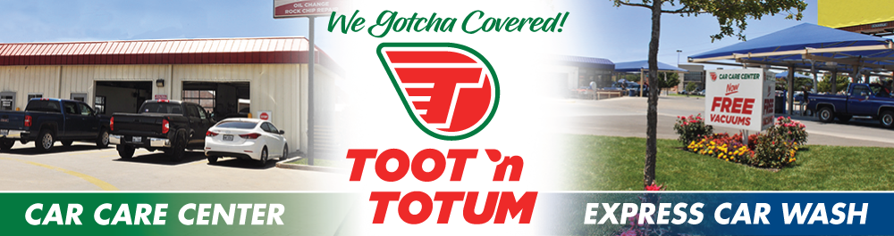 Toot'n Totum Car Care Center - 26th Street: Amarillo , Texas Oil change