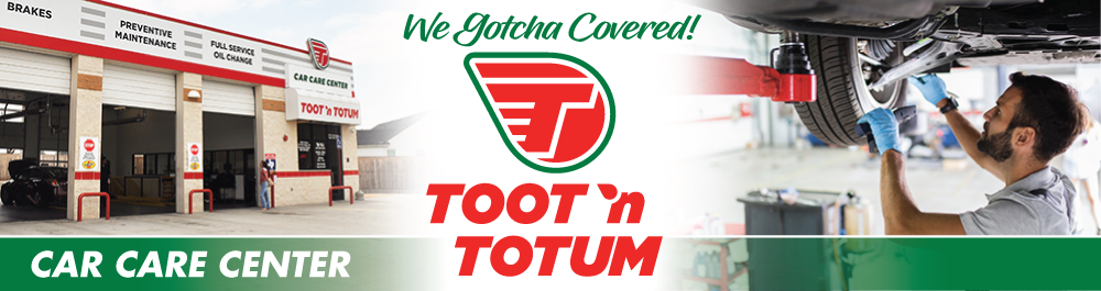 Toot'n Totum Lube Center (N. Cedar Rd.) : Borger, Texas Oil change