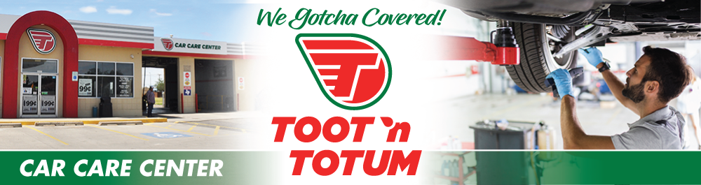 Toot'n Totum Car Care Center (Perryton Pkwy): Pampa, Texas Oil change