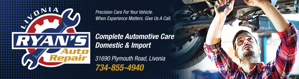 Ryan's Auto Repair of Livonia: Livonia, Michigan Auto Repair