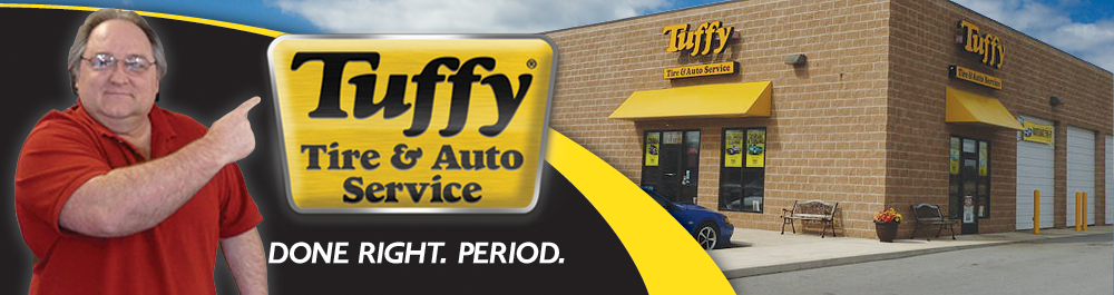 Tuffy Tire and Auto Service Center Fort Wayne, Indiana