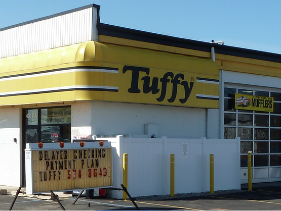 Tuffy Wyoming