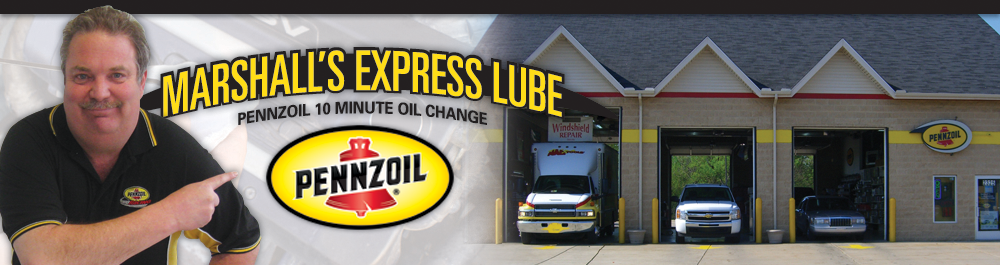 Marshall's Express Auto Maintenance Specialist Howell, Michigan