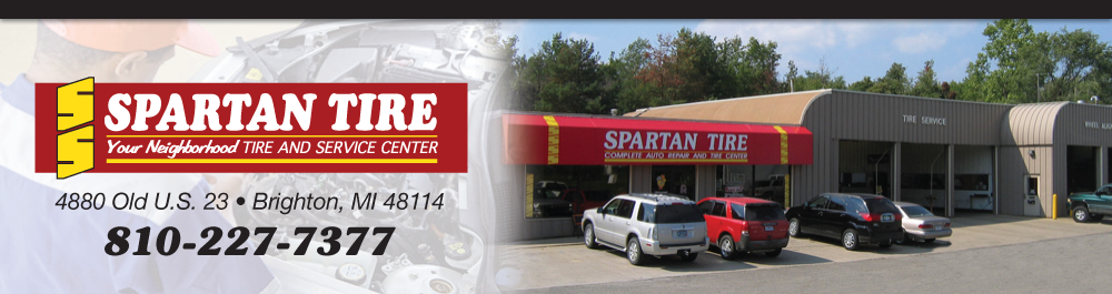 Spartan Tire and Auto Repair Brighton, Michigan