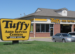 Tuffy Shelby Township
