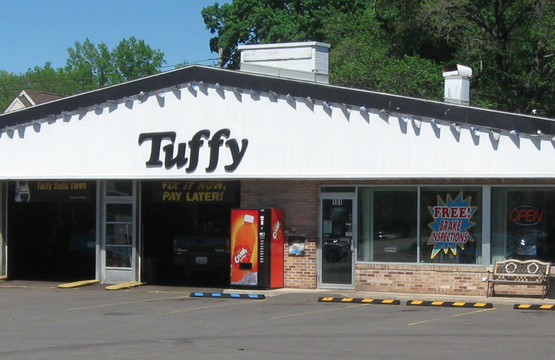 Tuffy Amherst - Auto Repair Center