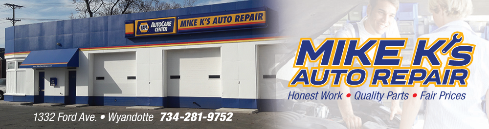 Mike K's Auto Repair Wyandotte, Michigan Auto Repair Shop