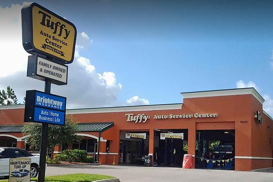 Tuffy Fort Myers (Daniels Pkwy)