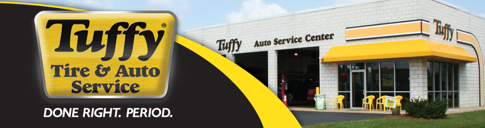 Tuffy Tire and Auto Service Center Rockford, Illinois
