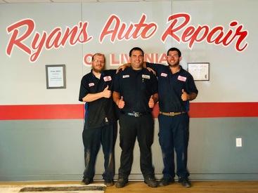 Ryan's Auto Repair Livonia