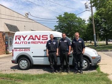 Ryan's Auto Repair Plymouth