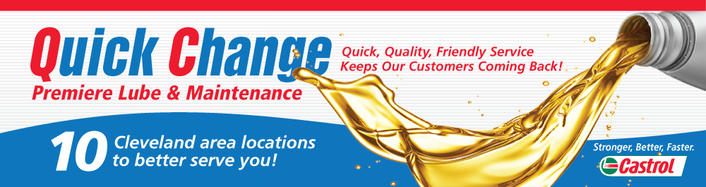 Quick Change Oil Specials