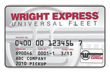 Wright Express Fleet Card Logo