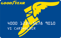 Good Year Credit Card Logo