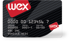 WEX Card Logo