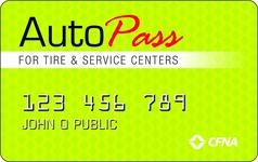 Charlie's Fast Lube Sikeston CFNA Auto Pass Logo