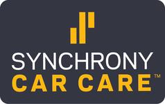 CLICK TO APPLY!   SYNCHRONY CAR CARE Logo