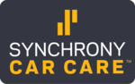 CLICK TO APPLY!   SYNCHRONY CAR CARE logo