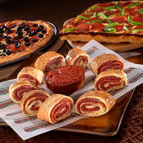 Guidos Pizza Stromboli