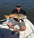 Redfish Charleston South Carolina Fishing Charter