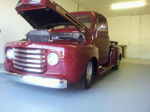 Custom Ford Truck