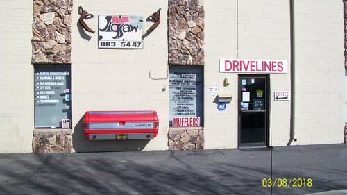 Custom Car Repair Reno