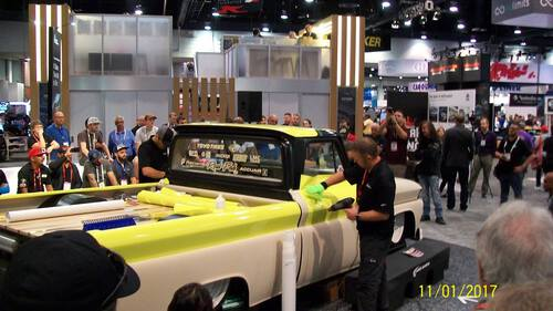 Pick up at Sema - Jigsaw Automotive