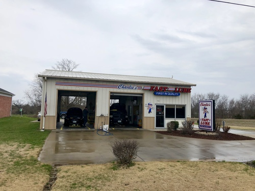 Charlie's Fast Lube Oil Change Center Perryville