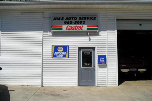 Jim's Auto Service, Sunbury OH