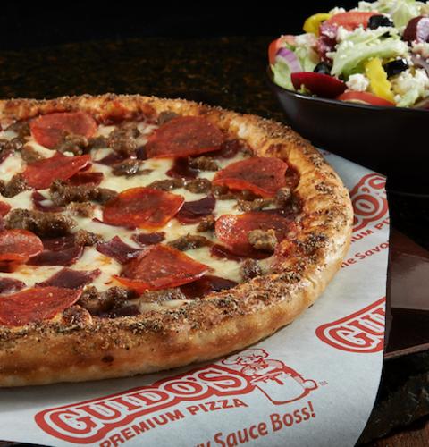 Meat Za! Pizza