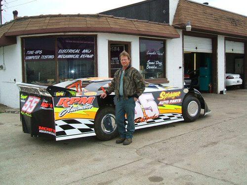 Race Car Muskegon MI