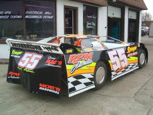 Racecar Muskegon MI