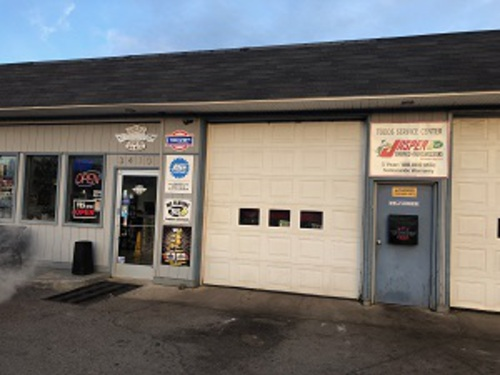 Todd's Service Center Port Huron MI