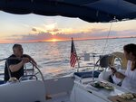sailboat charter Miami