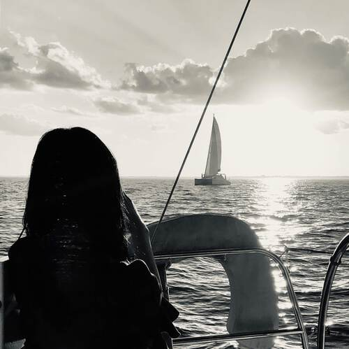 sailing charter Miami