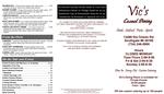 Take Out menu Page 2